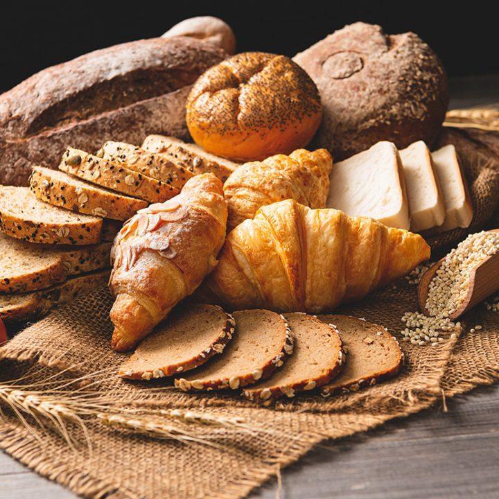 Kaak group bread