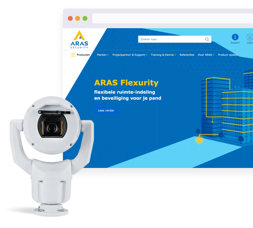 aras security propeller commerce