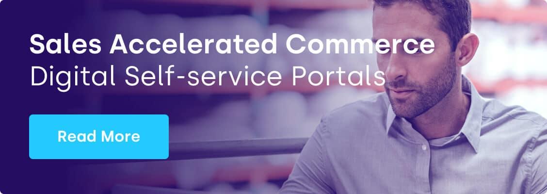 Digital self service portals