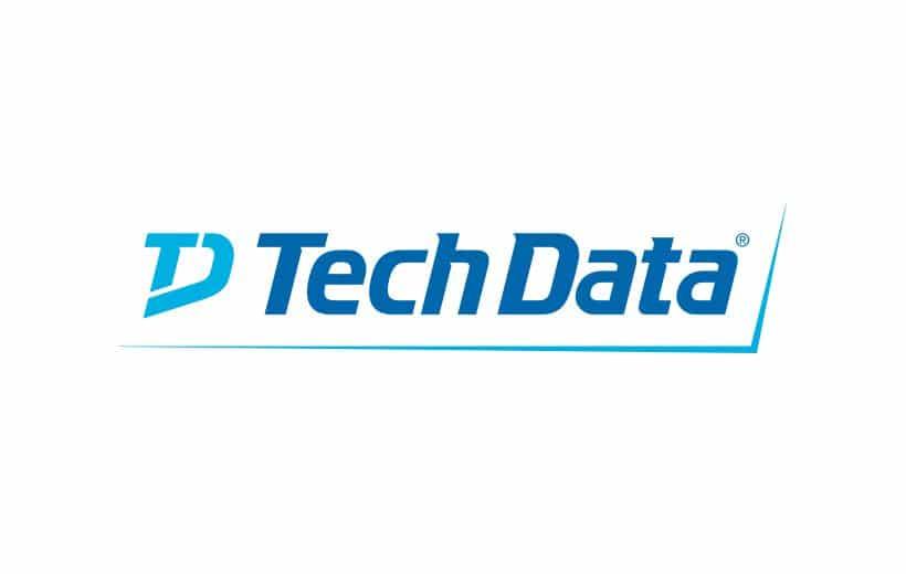 Tech Data distributor propeller