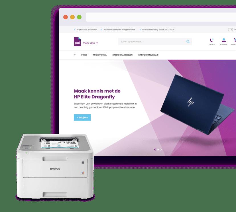 PCI Nederland printer