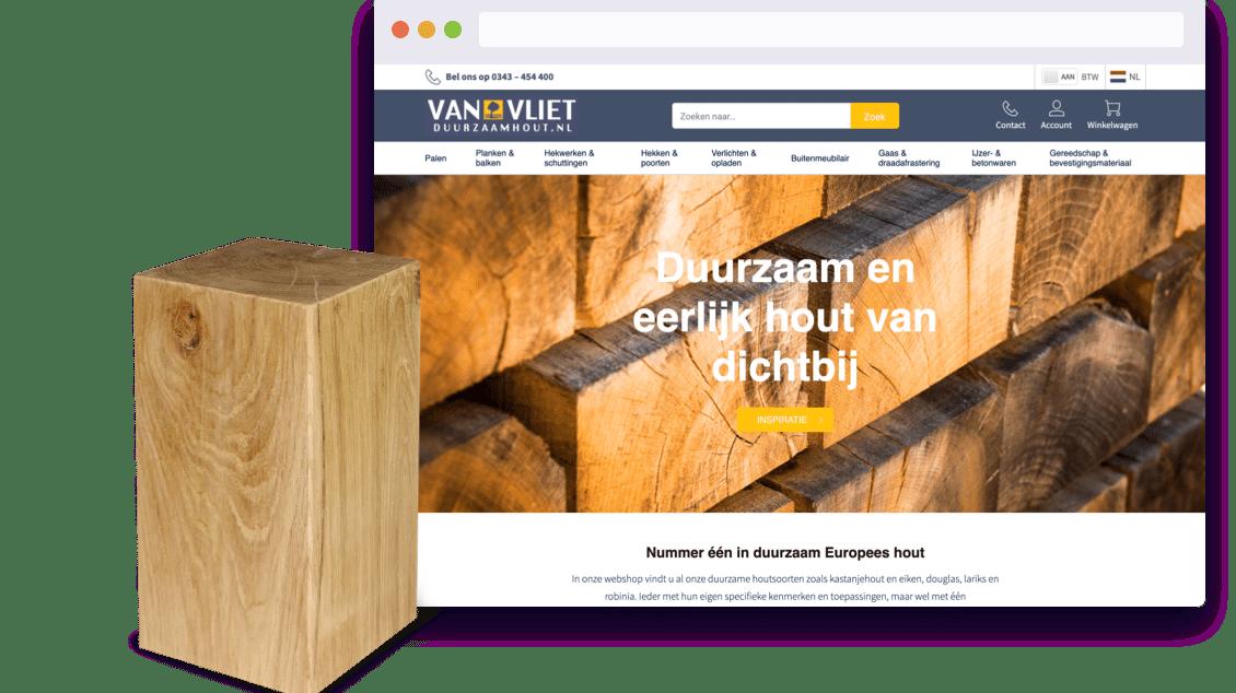 Van Vliet Header