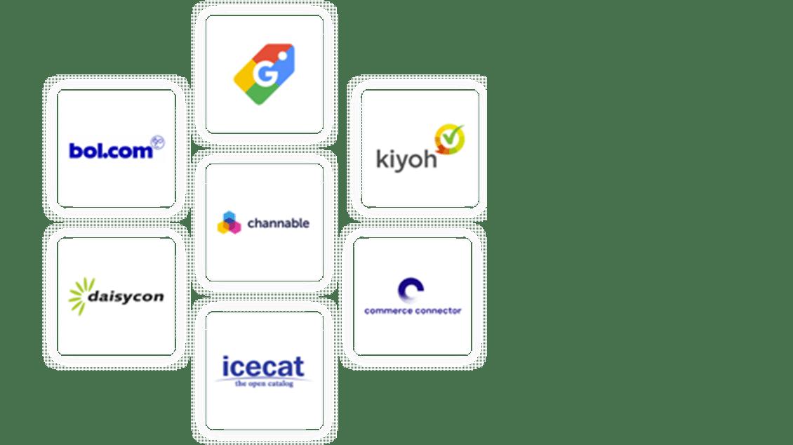 Integration ERP distributors