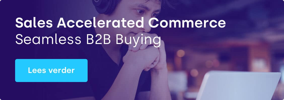sales accelerated commerce