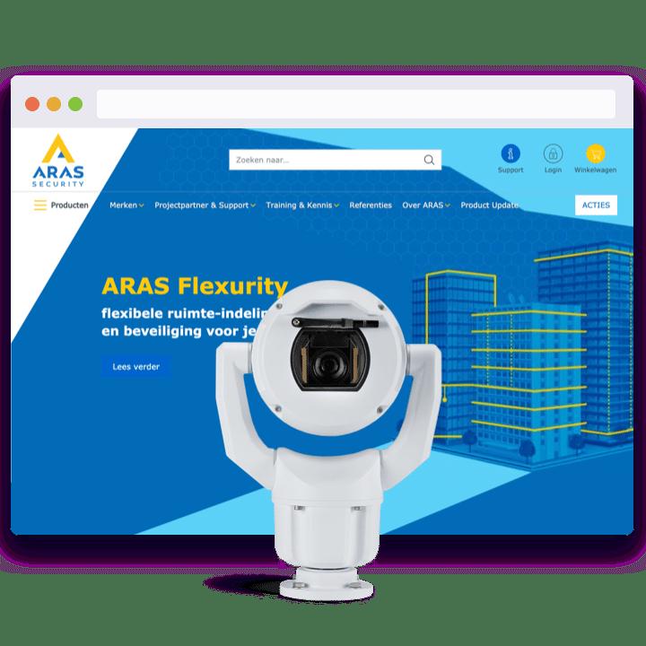 Aras Security site
