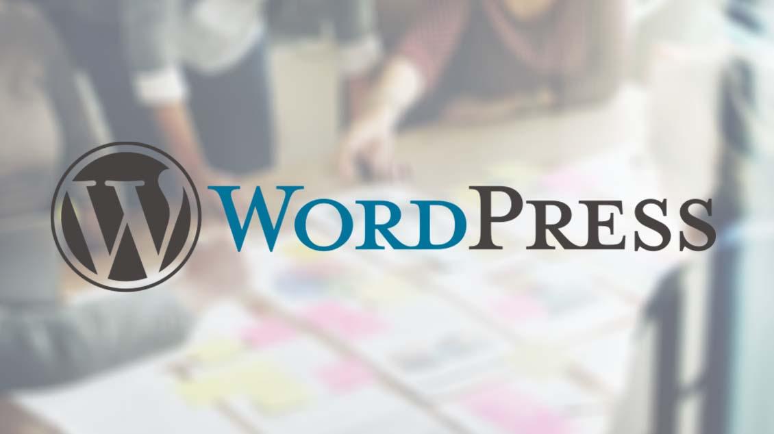 wordpress cms with propeller