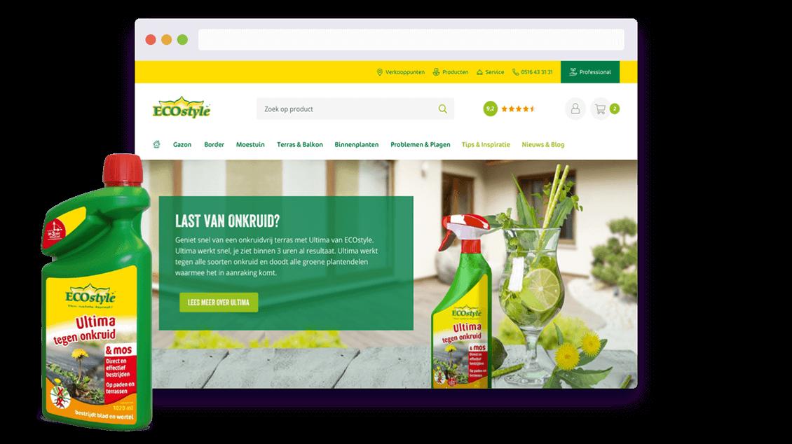 B2B commerce software and headless saas platform