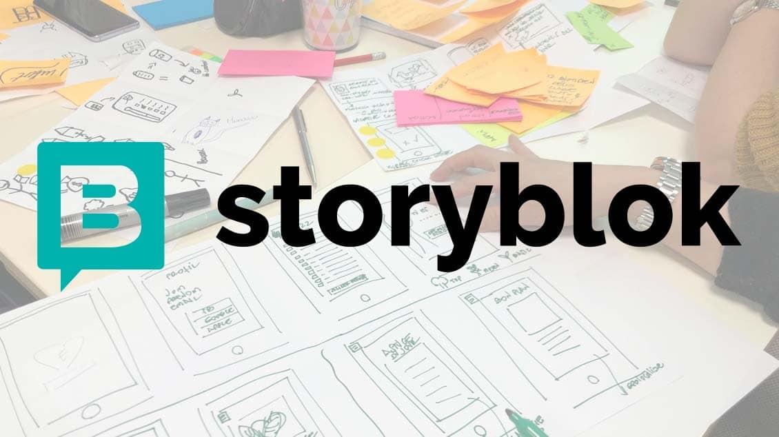 storyblok header